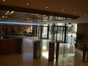 Hall d'entrée Allianz