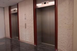 Palier d'ascenseur 3 et 4